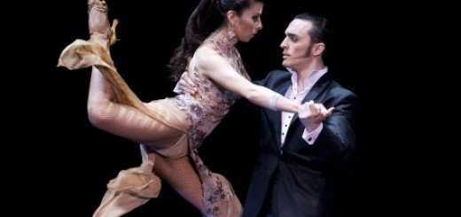 ''Tango in red major''