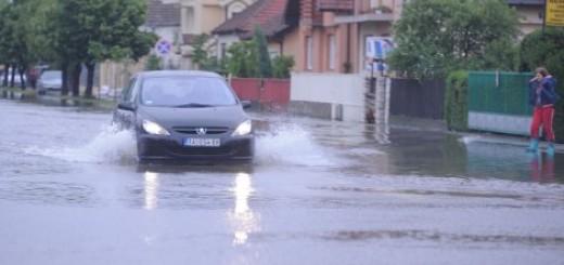 Poplavljena Srbija
