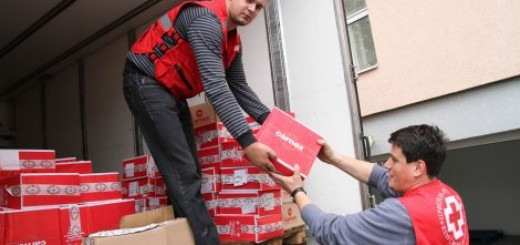 U Velenju za tri dana prikupljeno 30 tona pomoći za Srbiju i BiH