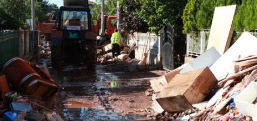Teške posledice poplave: Paraćin