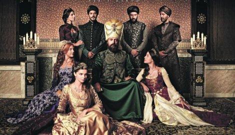 Serija ''Sulejman veličanstveni''