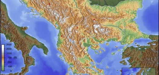 Balkan - Foto: Wikimedia Commons