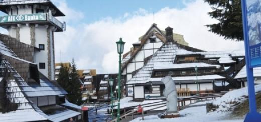 Sneg na zlatiboru i kopaoniku