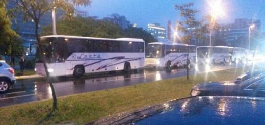Prvi autobusi krenuli ka Sabcu