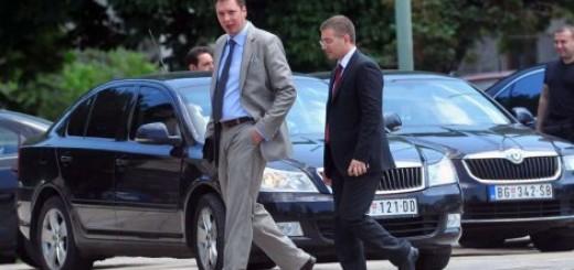 Vučić i Stefanović o stanju u policiji