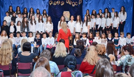 Đaci organizuju humanitarni koncert