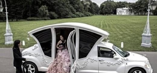 Kič na točkovima - ruska limuzina za svadbe