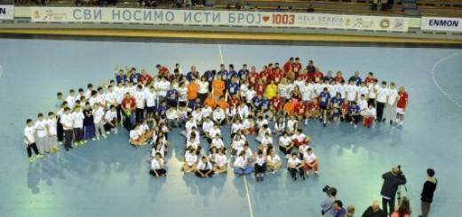Humanitarnu akciju podržali su sportisti, glumci, novinarke...