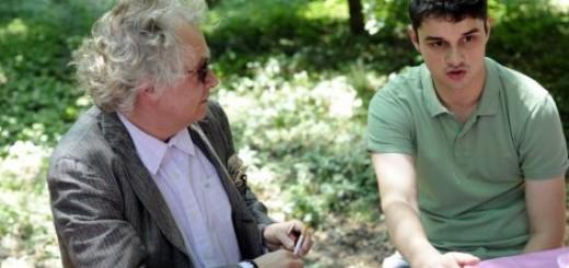 """Podrška: Ivan Tasovac na prvoj klapi filma """"Branio sam Mladu Bosnu"""""""