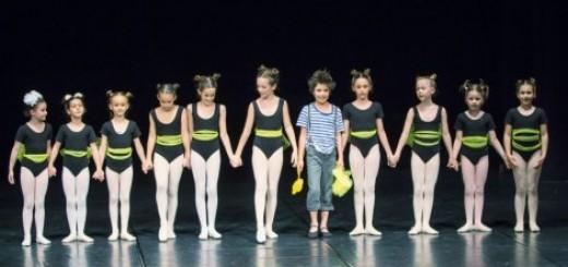 Sa završne predstave učenika Baletske škole Nacionalne fondacije za igru