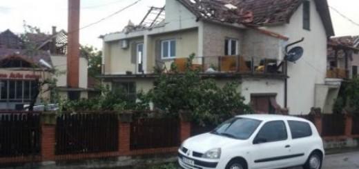 Mali:  Pomoć za saniranje štete od nevremena u Lazarevcu, oštećeno više od 1.000 kuća