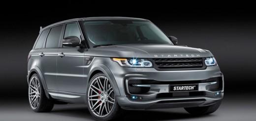Brabus Startech Range Rover Sport