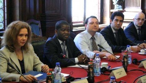 Delegacija MMF-a