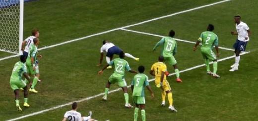 Pogba prekinuo mučenje sa Nigerijom, Francuska u četvrtfinalu! Foto