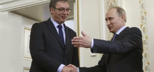 Putin dolazi u Beograd 20. oktobra