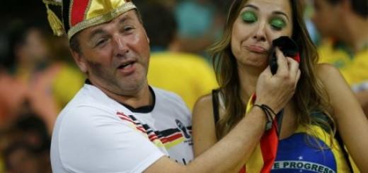 Posle drugog gola krenuo potop: najbolnije suze u istoriji brazilskog fudbala /FOTO/ Foto