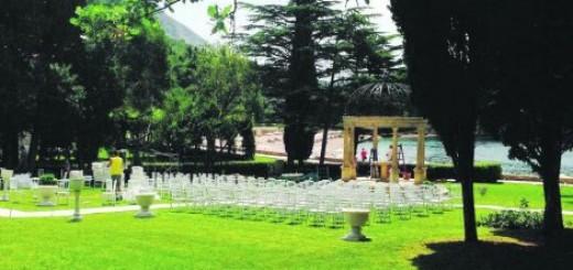 Sve spremno za venčanje
