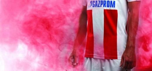 Zvezda predstavila nove dresove, fudbaleri će nositi i navijače na grudima /ANKETA/ AnketaFoto