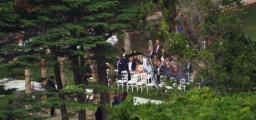 Kao iz bajke: Sam početak venčanja