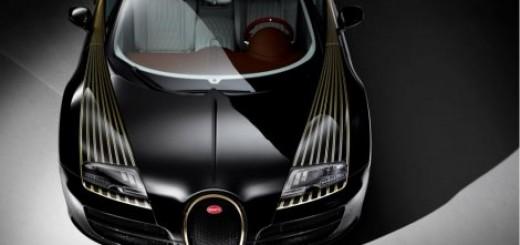 "Bugati ""Legend Black Bess Veyron Grand Sport Vitesse"""