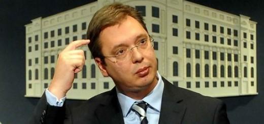 Vučić: U naššim kabinetima se ne lupa rukama o sto
