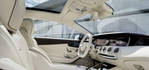 Nikad dosta snage: mercedes S65 AMG kupe
