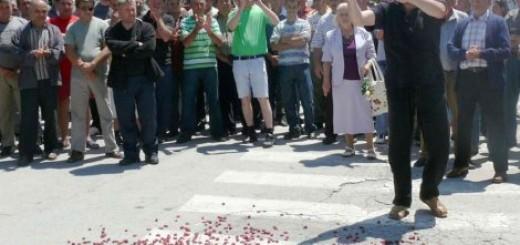 Malinari: Vučić nije reagovao, protest u sredu u Arilju