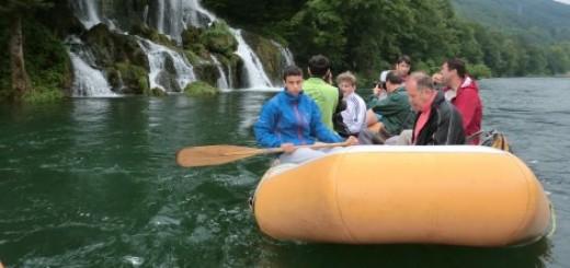 Promotivnim spustom za medije najavljen je početak najvećeg karnevala na vodi u ovom delu Evrope - Drinska regata.