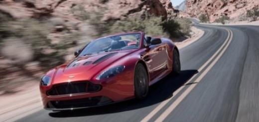 Nova Bondova zver: aston martin V12 vantaž S FotoVideo