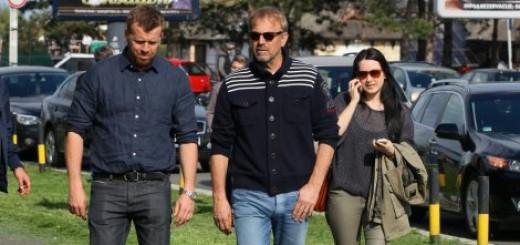 Da li će zvezde opet snimati ovde: Kevin Kostner u Beogradu