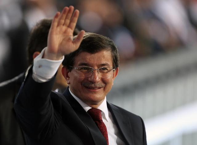 Mehmet Davutoglu, novi premijer Turske (Foto: Beta/AP)