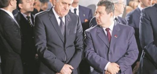 Tomislav Nikolic i Ivica Dacic